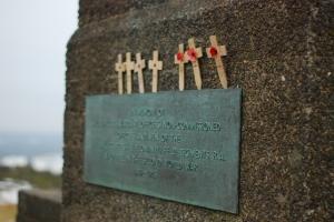 War Memorial, Bradgate Park by Wayne Kelly