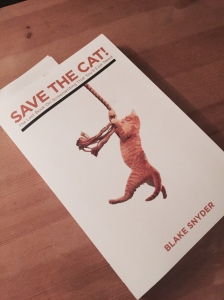 Save The Cat by Blake Snyder - a screen writing book that you can apply to your novel